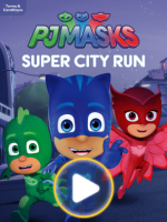 PJ Masks Super City Run Mobile Game