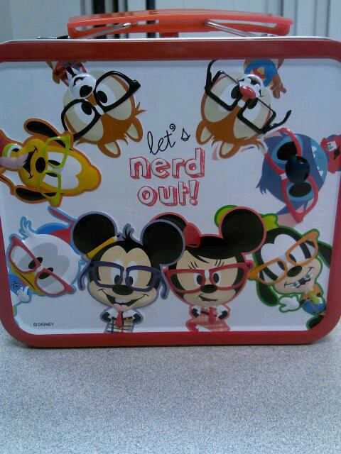 Disney Character Cute Lunchbox