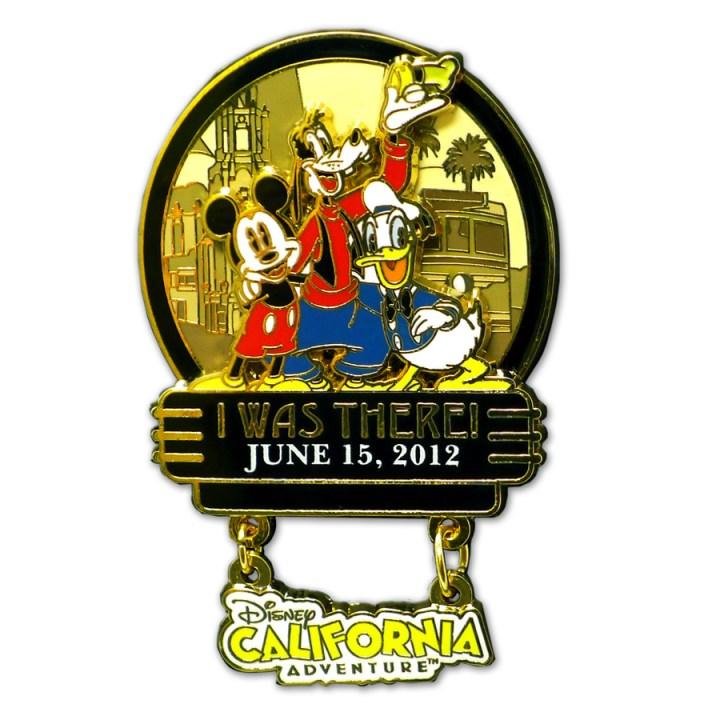 Buena Vista Grand Opening Pin