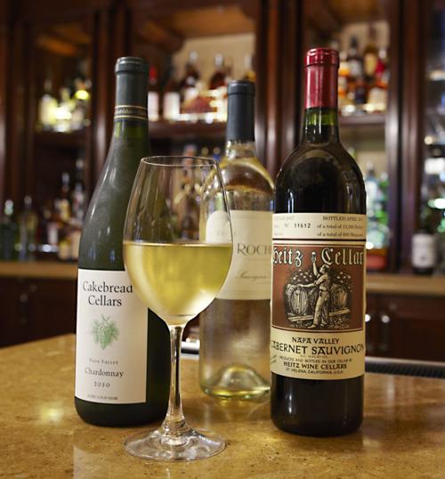 Carthay Circle Restaurant Wine