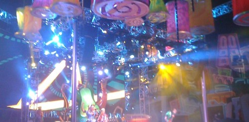 Mad T Party Hollywood Land Main Stage