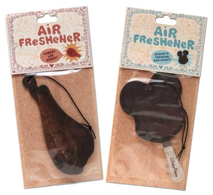 Disney Parks Food Air Freshener 1