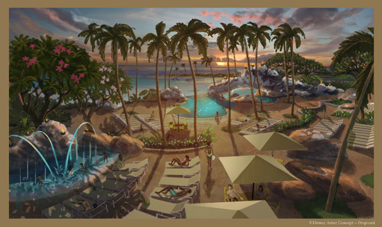 Disney Aulani Expansion