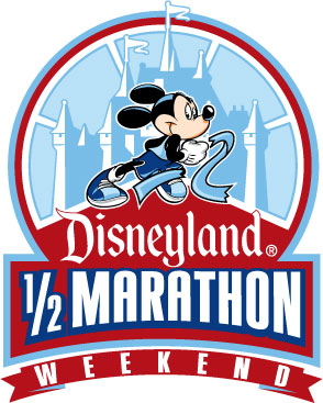 Disneyland Half Marathon Weekend Logo