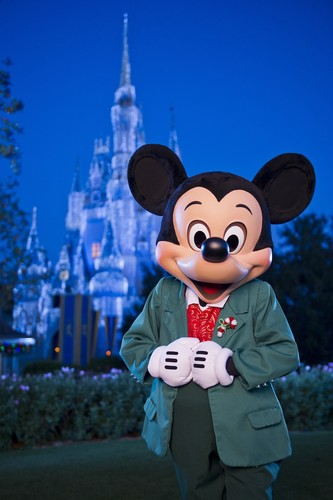 Mickey Mouse Christmas Walt Disney World