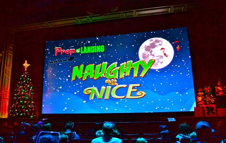Prep And Landing Naughty Or Nice Hollywood Land