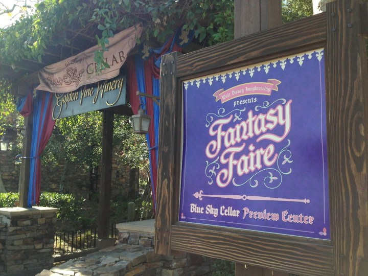 Fantasy Faire Preview Center