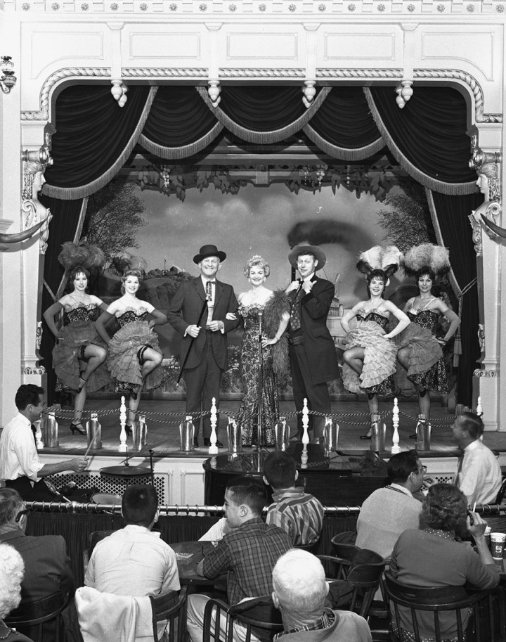 Golden Horseshoe Revue Group Photo