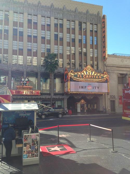 Disney Infinity Debut Press Event D23 Hollywood California El Capitan Theatre