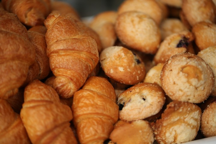 La Brea Bakery Croissant