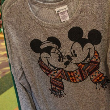 Disney Parks Christmas Holiday Winter Sweaters Mickey And Minnie Design