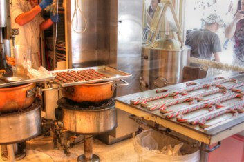 Disneyland Candy Canes In The Kitchen