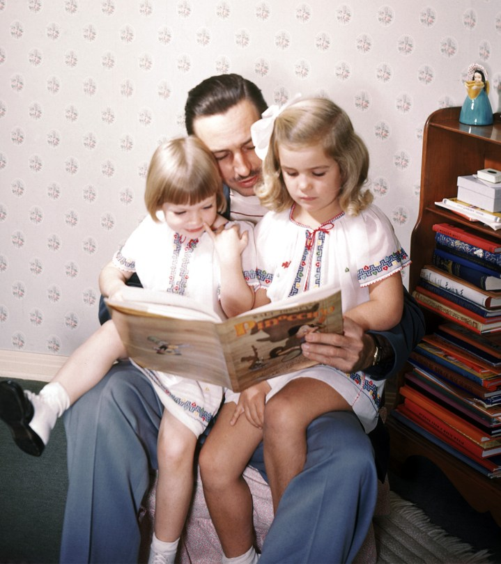 Diane Disney Miller Sister Walt Disney Family Photo