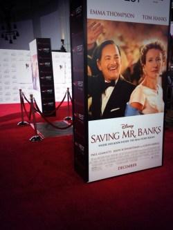 Disney Saving Mr Banks Premiere Afi Fest 2013 Hollywood