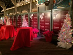 Kost 1035 Fm Disney California Adventure Holiday Kickoff Private Party 2013 Dj Meet And Greet Area