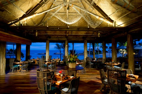 Disney Aulani Resort And Spa Oahu Hawaii Ama Ama Fine Dining With View