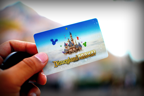 Image result for Disneyland Annual Pass