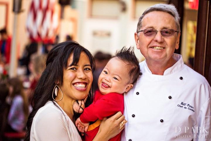Paleo Whole30 Dieting Disney Parks Disneyexaminer Disneyland Resort Chef Bill Orton