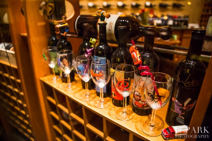 Paleo Whole30 Dieting Disney Parks Disneyexaminer Napa Rose Wine Room