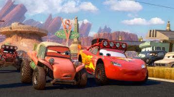 Disney Pixar Cars Radiator Springs 500 1 2 Lightning Mcqueen