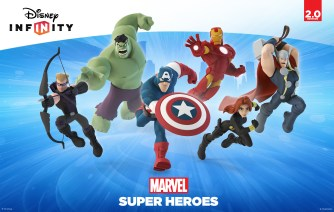 Disney Infinity Marvel Super Heroes Press Event Disneyexaminer Avengers Characters Lineup