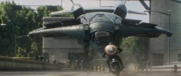 Disney Marvel Captain America Winter Soldier Against Shield
