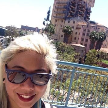 Disneyexaminer Ideal Disney California Adventure Day Zeila Selfie Twilight Zone Tower Of Terror