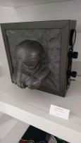 Disney Consumer Products Lucasfilm Neff Star Wars Legion Art Exhibit Carbonite