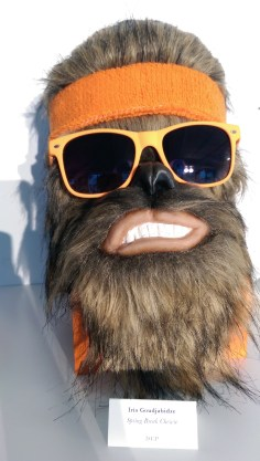 Disney Consumer Products Lucasfilm Neff Star Wars Legion Art Exhibit Chewbacca