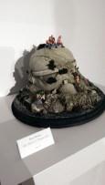 Disney Consumer Products Lucasfilm Neff Star Wars Legion Art Exhibit Dan Owen