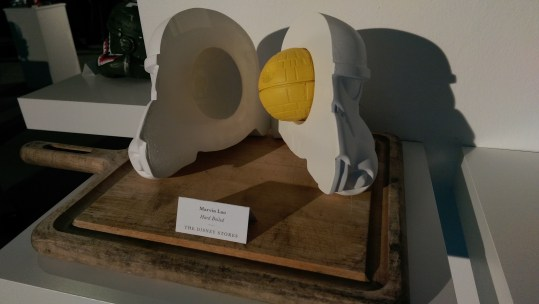 Disney Consumer Products Lucasfilm Neff Star Wars Legion Art Exhibit Eggs
