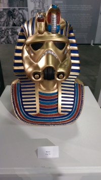 Disney Consumer Products Lucasfilm Neff Star Wars Legion Art Exhibit Egyptian