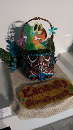 Disney Consumer Products Lucasfilm Neff Star Wars Legion Art Exhibit Enchanted Tiki Room