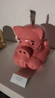 Disney Consumer Products Lucasfilm Neff Star Wars Legion Art Exhibit Piggy Bank