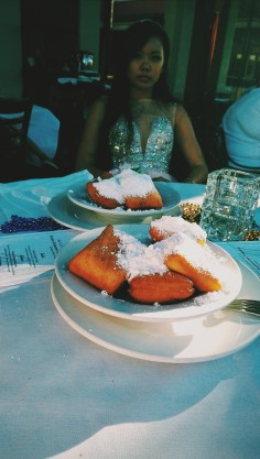 Downtown Disney Prom Dining Ralph Brennans Jazz Kitchen Disneyexaminer Beignets