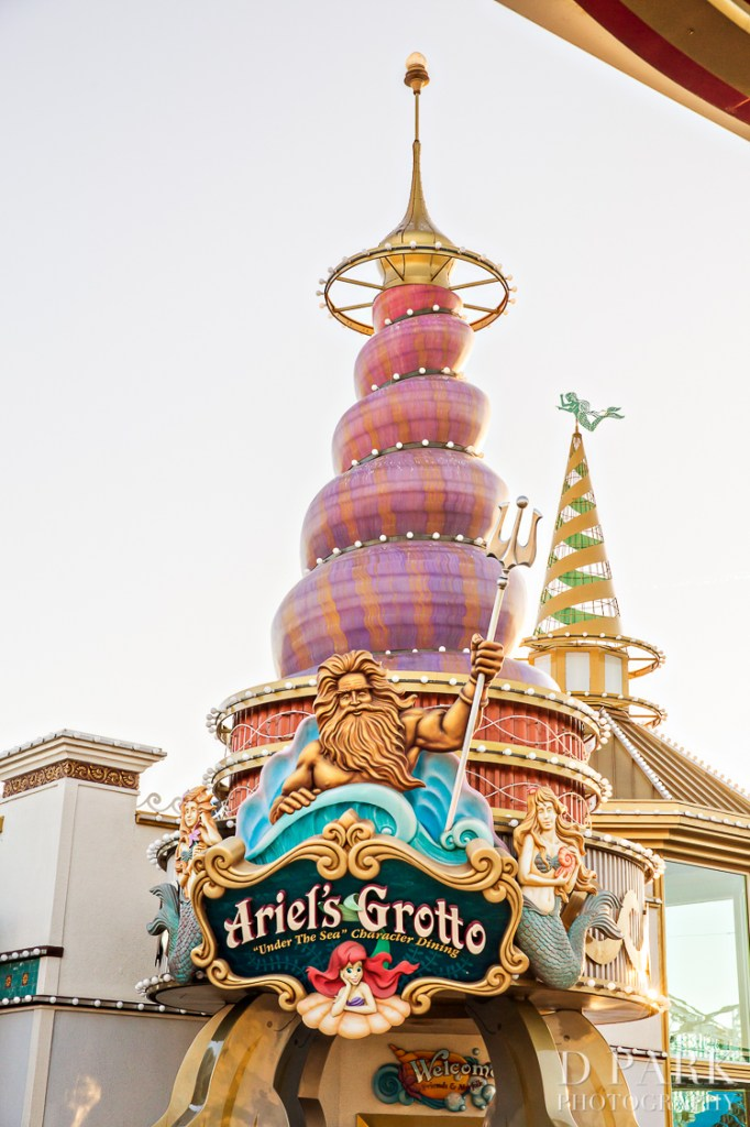 Paleo Whole30 Dieting Disney Parks Disneyexaminer Ariels Grotto