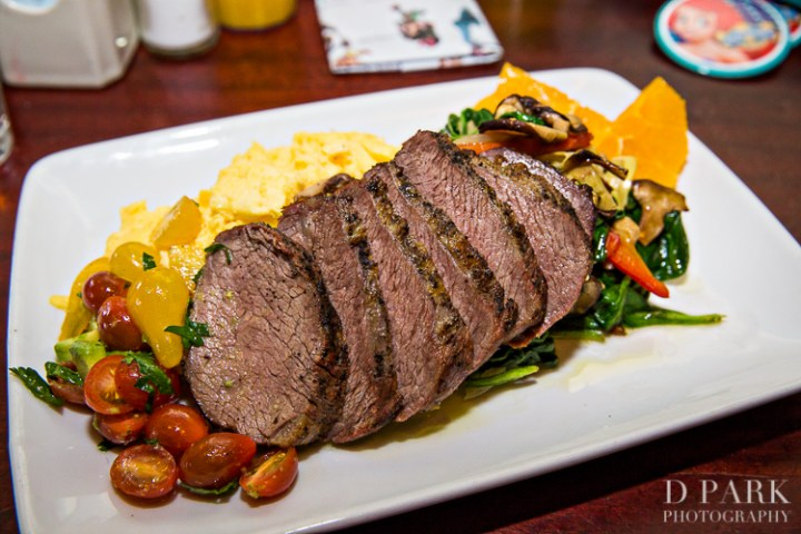 Paleo Whole30 Dieting Disney Parks Disneyexaminer Tri Tip Scrambled Eggs
