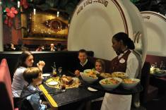 Disneyland Paris La Place De Remy Ratatouille Area Dedication Ceremony Bistrot