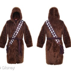 Star Wars Marvel Disney Consumer Products Ultimate Fanboy Fathers Day Wookiee Bath Robe