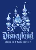 Disneyland 60 Diamond Celebration Logo