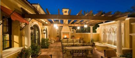 Golden Oak Residences Walt Disney World Resort Outdoor Patio