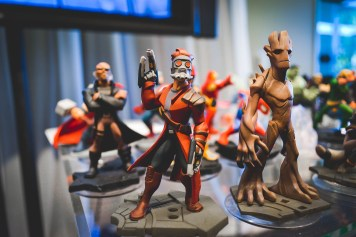 Disney Consumer Products 2014 Holiday Gift Showcase Disneyexaminer Infinity Video Game Marvel Guardians Of The Galaxy