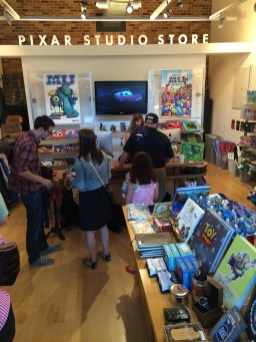 Disney Pixar Animation Studios Headquarters Disneyexaminer Tour Emeryville Studio Store