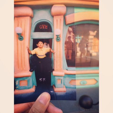 Disney Rememories Toontown Disneyland