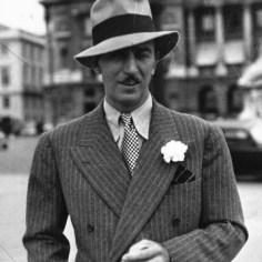 Walt Disney Suit Tie Fedora Dapper Day Style Guide Disneyexaminer