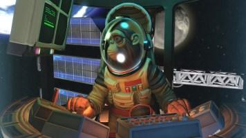 Disney Fantasia Music Evolved Gameplay Capsule Space Chimp