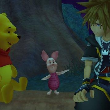 Disney Square Enix Kingdom Hearts Hd 2 5 Remix Sora Winnie The Pooh
