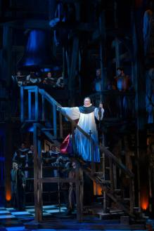Disney Theatrical Productions Hunchback Of Notre Dame Frollo