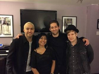 Fall Out Boy Disneyexaminer Exclusive Interview Disney Big Hero 6