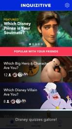 Disney Inquizitive App 1